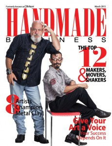 Curtis Rowland honored in the Handmade Business Top 12