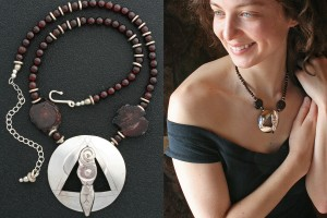 Photo 16 - Ildanach Studios Copyrighted Image 2014 - Limited Edition Statement Necklace - Within IMG 1096 and IMG 3142