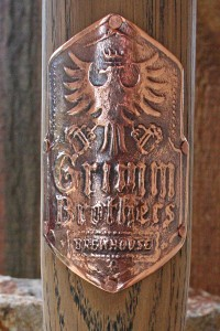 Photo 8 Ildanach Studios Copyrighted Image 2013 - Grimm Brothers Tap Handle IMG_8073