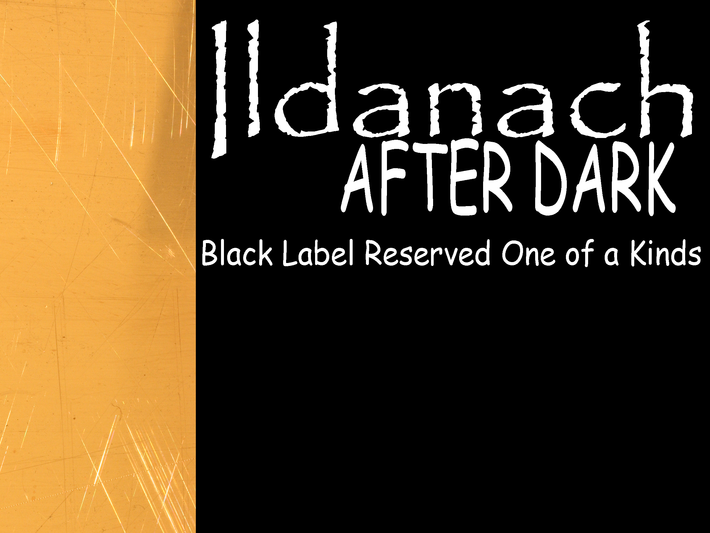 Ildanach After Dark